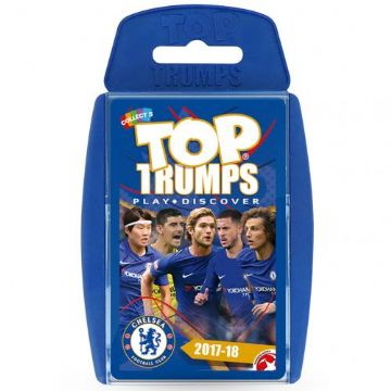 Chelsea FC Top Trumps Cards